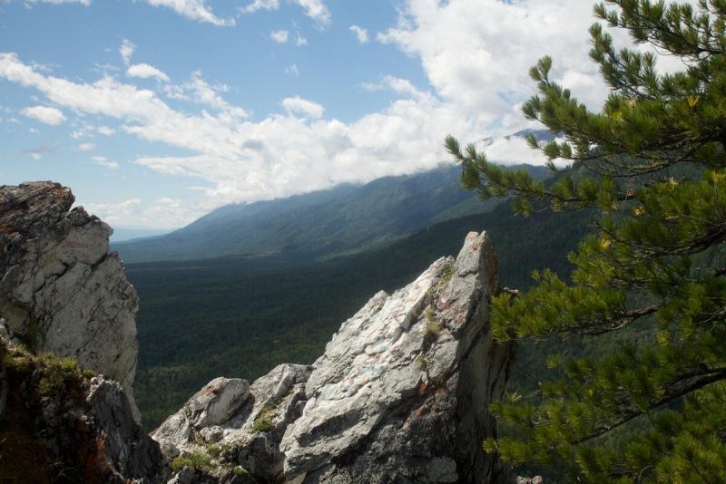 Лето 2020 на Байкале. Часть 14: в горы с ребёнком - не проблема!