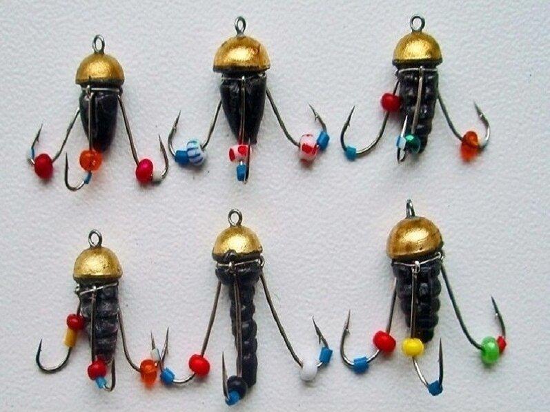 Мормышка, которая ловит всю рыбу, от плотвы до щуки