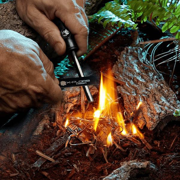 Огниво, зажигалка, спички: что лучше для походов и выживания? [Сравнительный обзор]