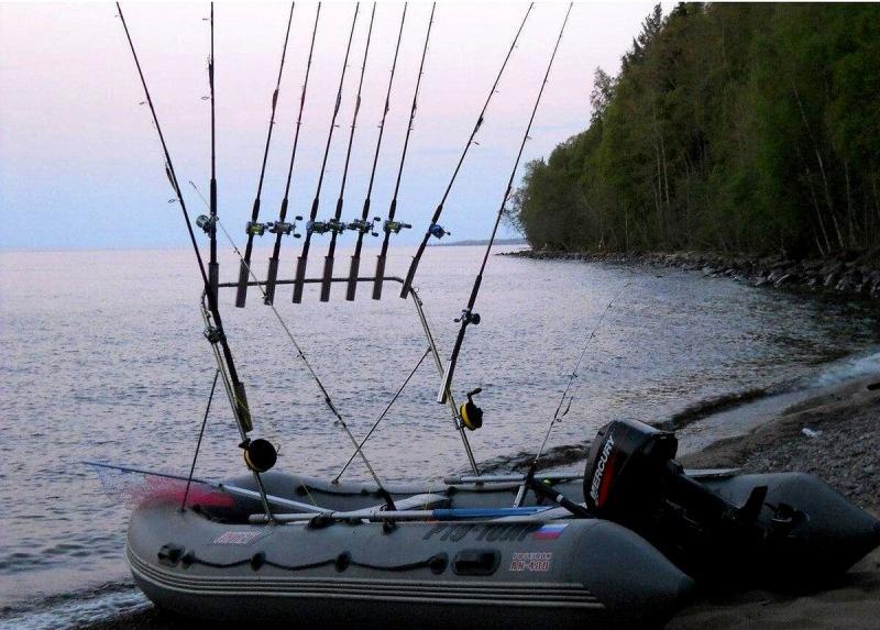 Полный запрет троллинговой рыбалки от Росрыболовства, как мера сохранения популяции водоема