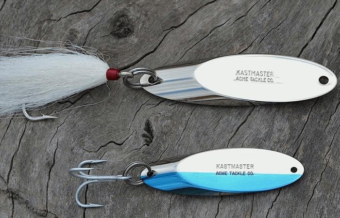 Разновидности блёсен для ловли судака.