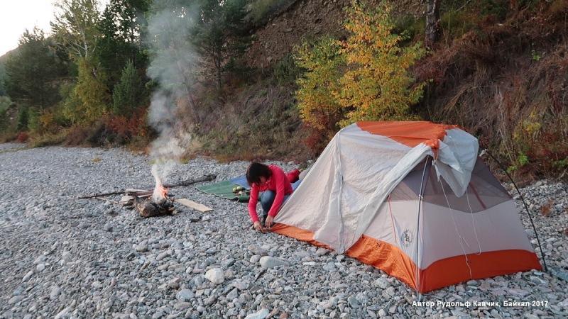 Тент или палатка ? Что выбрать туристу?