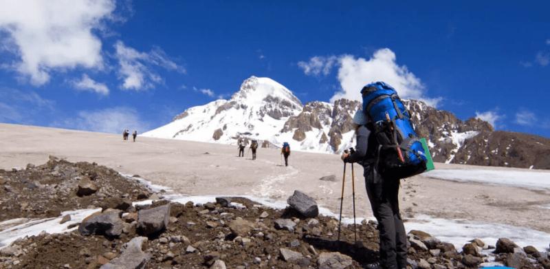 Восхождение на гору Казбек. Особенности тура