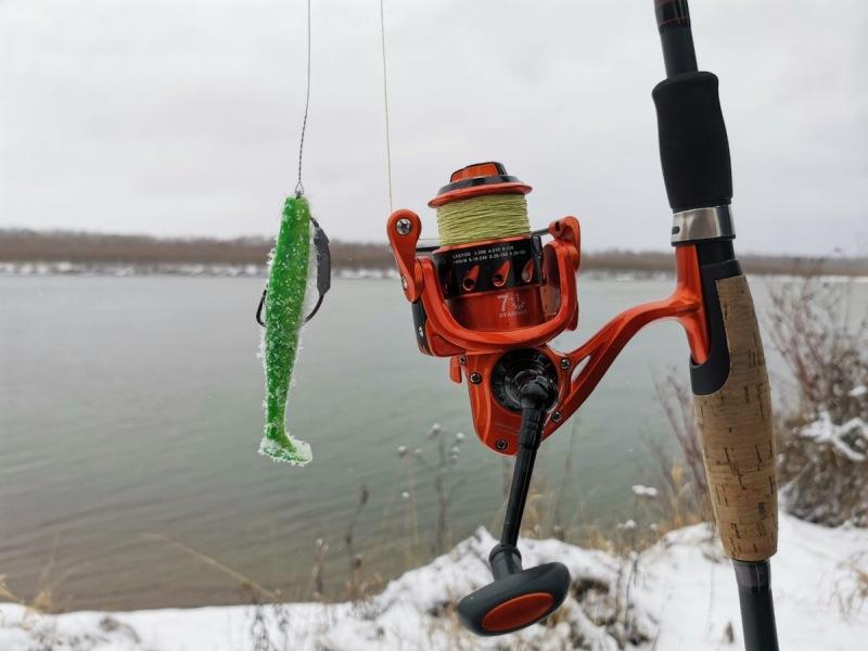 Закрываю летний сезон рыбалки 2020.
