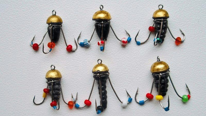 Что надо знать для успешной ловли рыбы на мормышку Медуза
