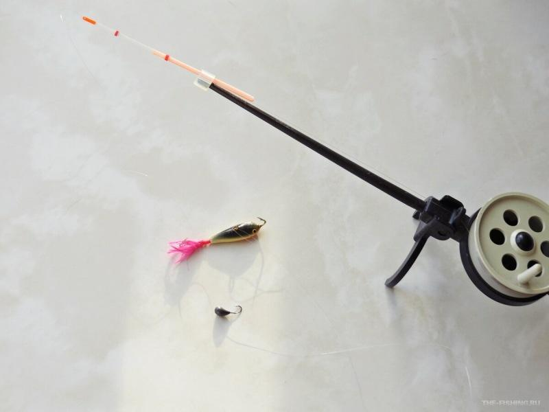 Хитрая оснастка для зимней рыбалки, с которой можно поймать больше, чем на что-либо другое. Окуневый тандем