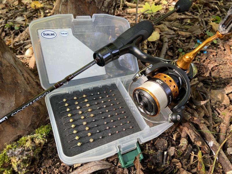 Инструкция по ловле белой рыбы на спиннинг. Часть первая: мормышки
