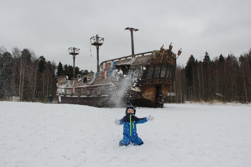 Как получить удовольствие от зимнего путешествия.