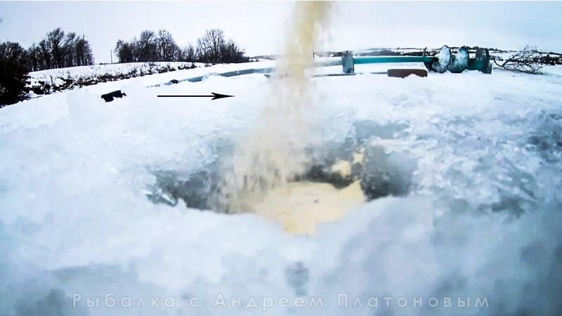 Как за 20 рублей собрать рыбу под лункой и спровоцировать её на клёв: простой метод