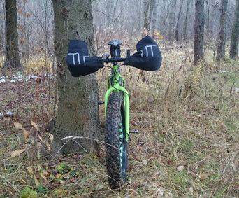 На велосипеде зимой? Переобуваемся и утепляемся - мои советы