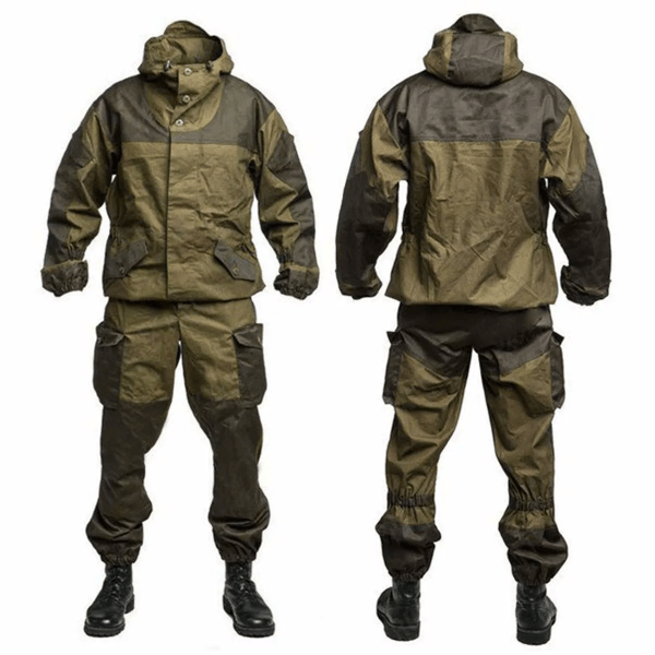 Обзор и характеристики летнего костюма Горка