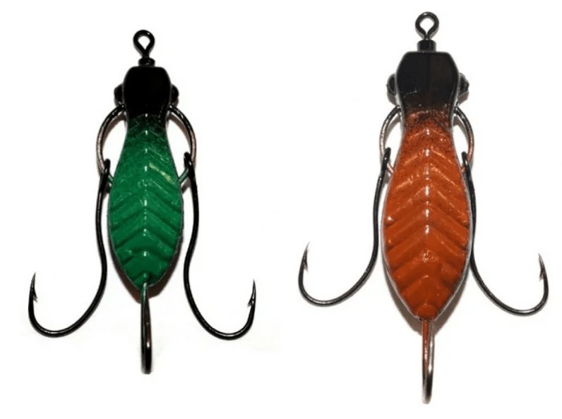 Разница между мормышками Балда и Медуза. Не все рыбаки в них видят разницу