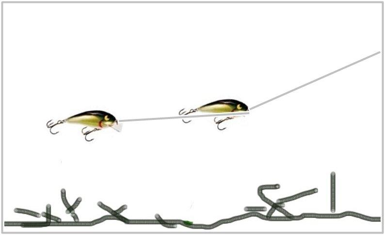 3 очень необычных способа ловить рыбу на воблеры