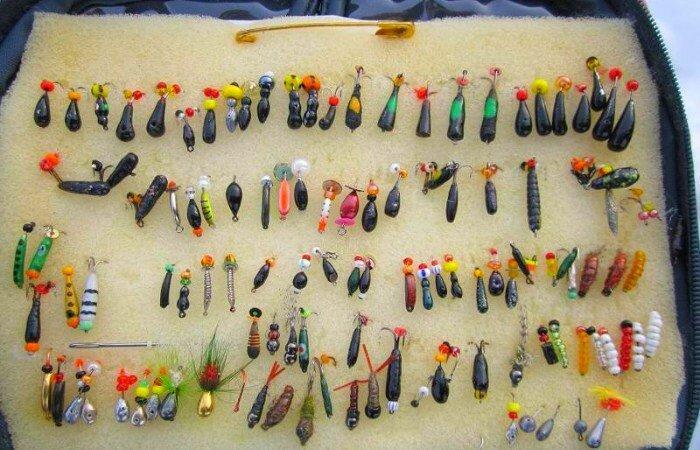 Как влияет на ловлю рыбы размер, вес и цвет мормышки?