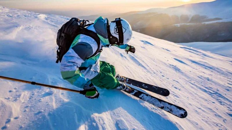 Как выбрать горные лыжи