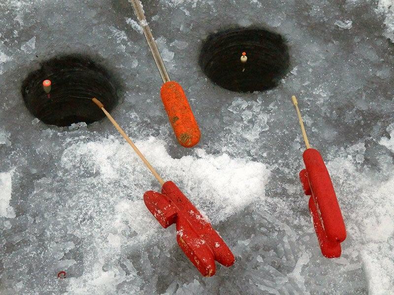 Ловля плотвы зимой. Какие снасти применять?