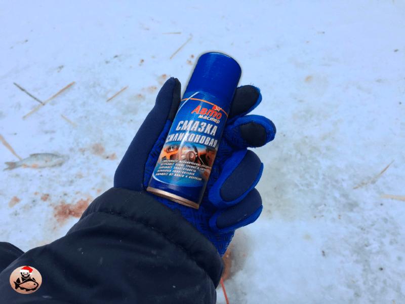 Мой ледобур и ножи больше не обмерзают даже в 20 градусный мороз. Показываю как я решил эту проблему