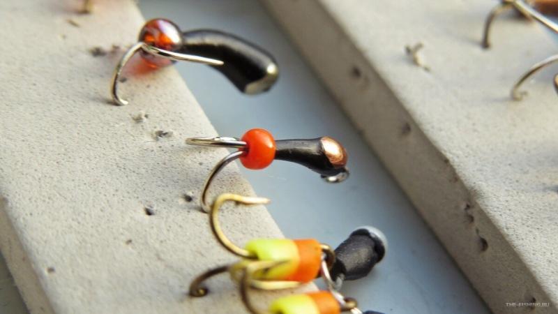 Мормышки, на которые рыба клюёт почти всегда. Даже в глухозимье с ними нереально остаться без улова