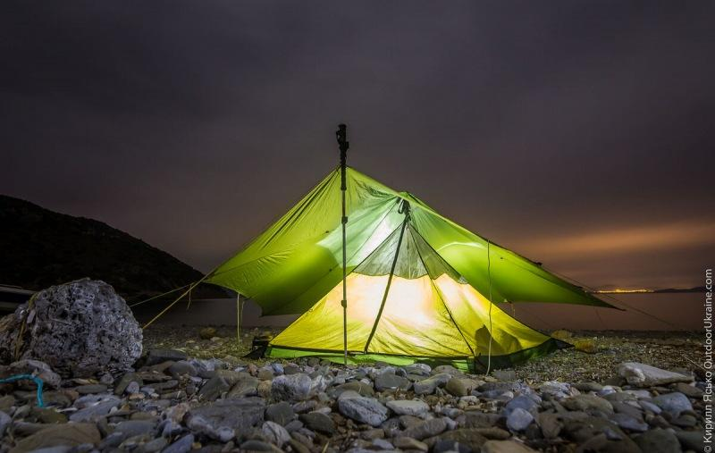 Памятка туристу. Какими бывают палатки?