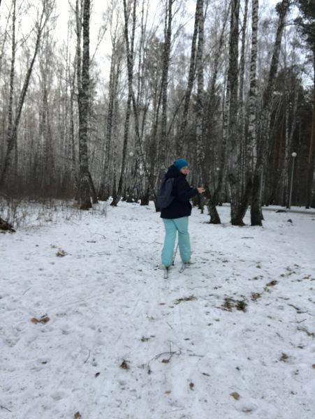 Прогулки на лыжах, не выезжая из города