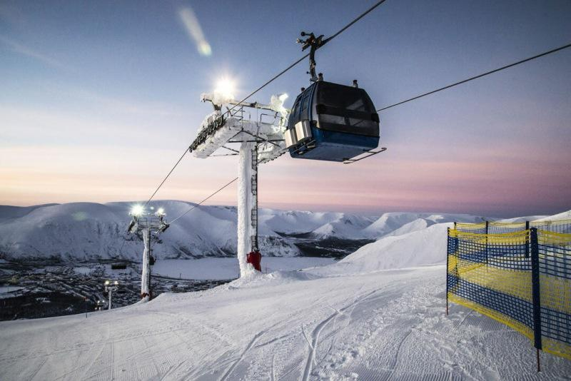 Записки учителя: горнолыжный курорт для всех