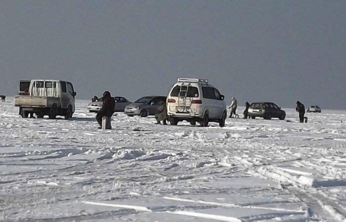 Зимняя рыбалка на Дальнем Востоке. Недельные уловы