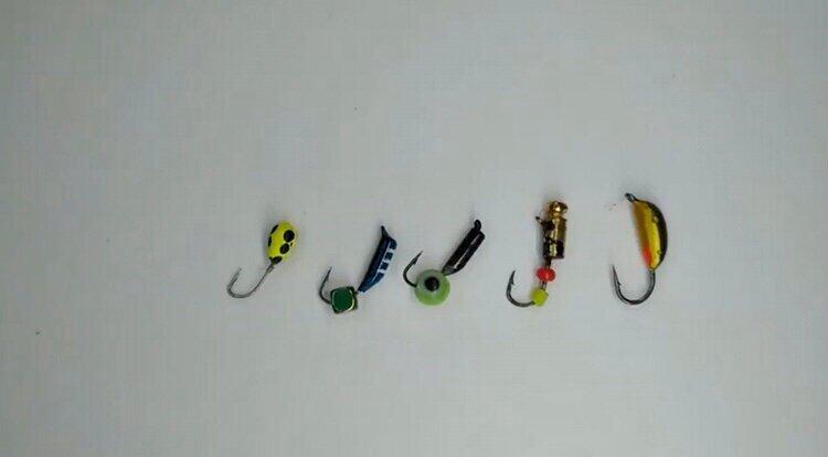 5 мормышек на которые клюет рыба зимой у меня. Про них нужно знать как новичкам, так и опытным рыбакам