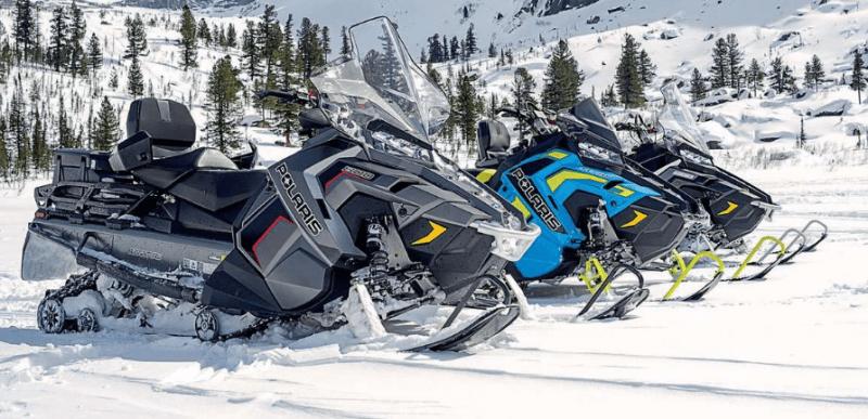 Как выбрать снегоход для различной местности и большой семьи в 2021 году