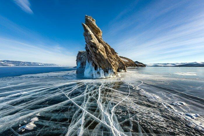 Куда поехать зимой в РОССИИ?