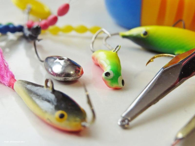 Настраиваемая зимняя оснастка, на которую рыба может ловится в разы лучше, чем на классику: скользящий поводок