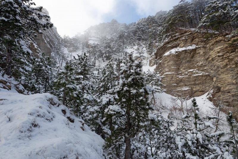 Предупреждение об опасности зимних походов для неопытных туристов