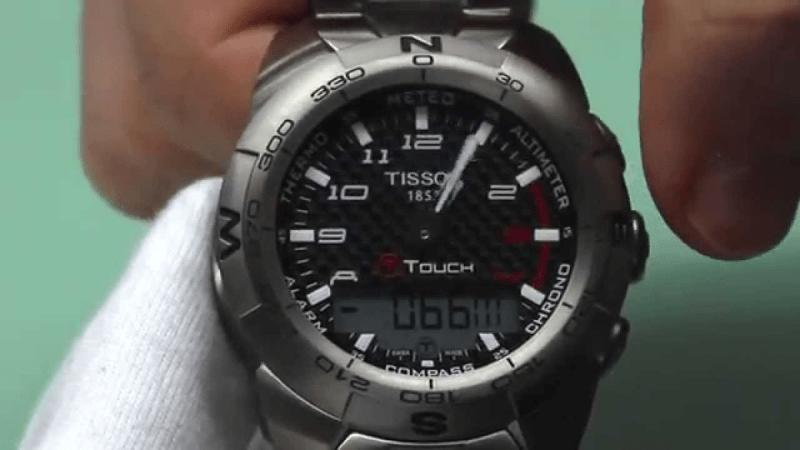 ТОП-5 идеальные модели часов с компасом для походов