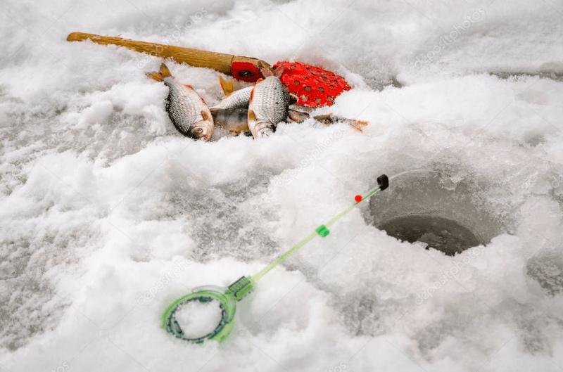 В каких случаях притемнение лунки помогает в увеличении уловов, а когда и нет
