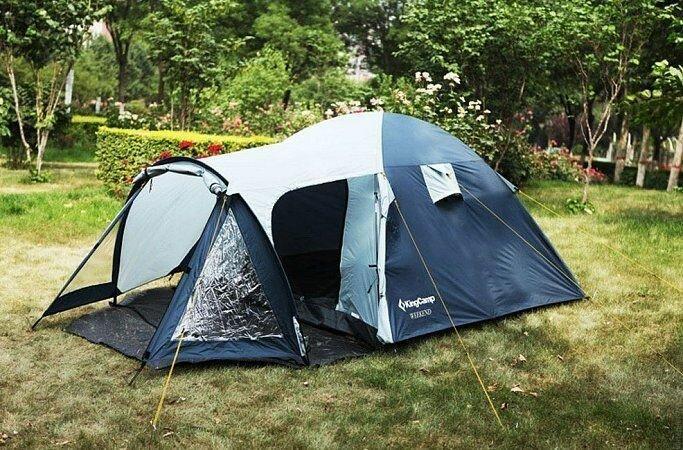 Выгодная цена: 5 лучших кемпинговых палаток с AliExpress