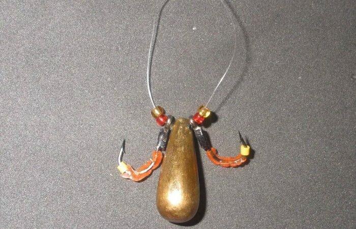 Зимняя рыболовная приманка - Балда! Ловит рыбу даже в глузозимье!