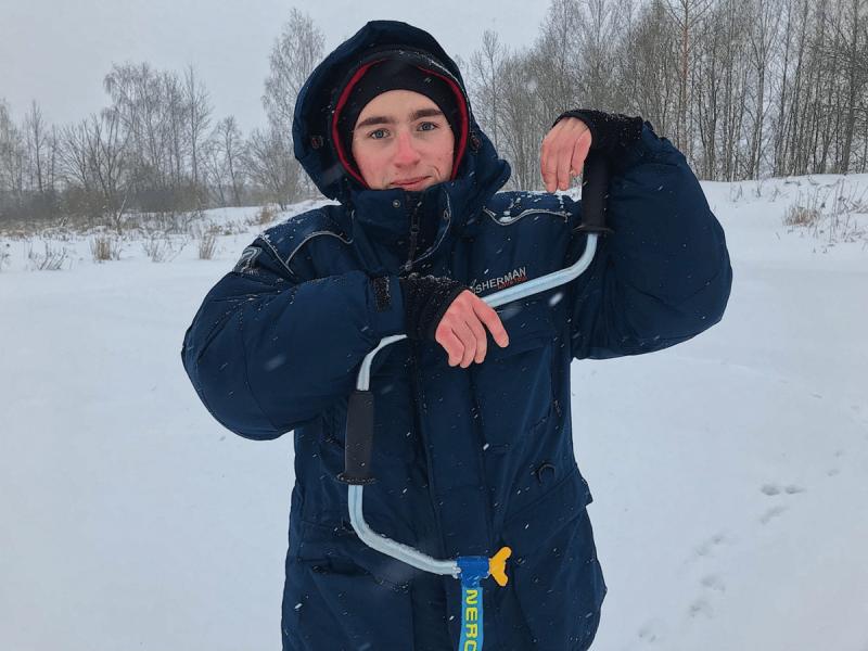 😊 Поиск мест для рыбалки зимой, для весенних рыбалок