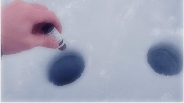 5 капель в лунку и на вашем водоёме клюёт лучше чем в Астрахани! Эвкалипт для рыбалки зимой