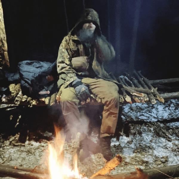 Что я понял после ночёвки без снаряжения при -25. Полезные советы по выживанию зимой