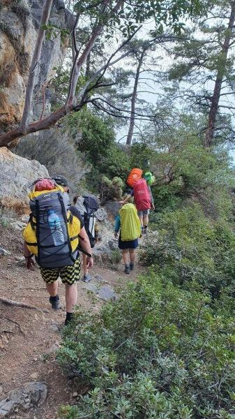 Поход в горы, что нужно иметь с собой?