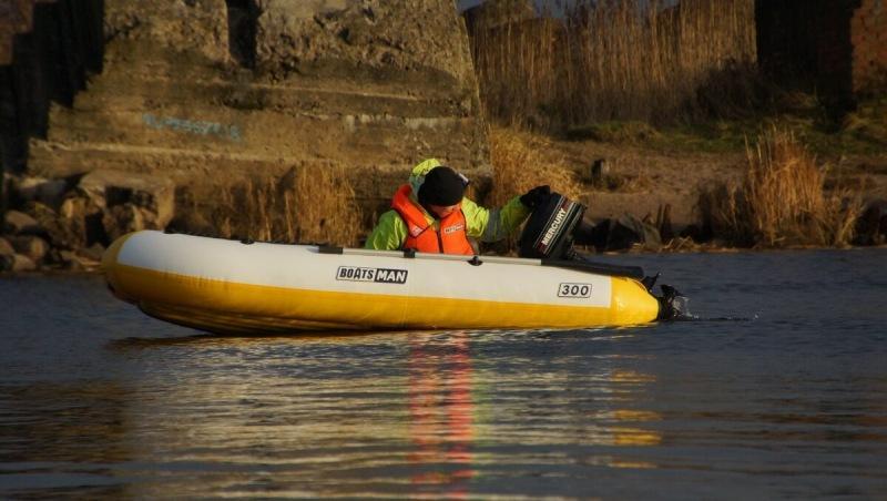 Рыбалка и драйв с лодками BOATSMAN серии Sport