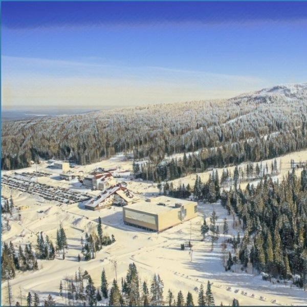 6 бюджетных горнолыжных курортов России