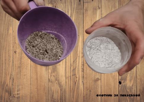 Два варианта приготовления насадки, от которой рыба не откажется