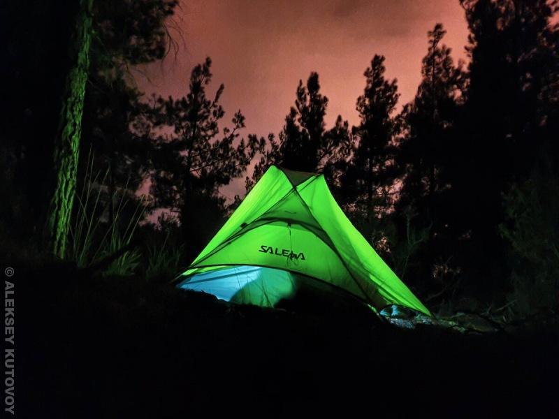 Моё снаряжение для туризма: палатка, рюкзак и спальник. Честные отзывы