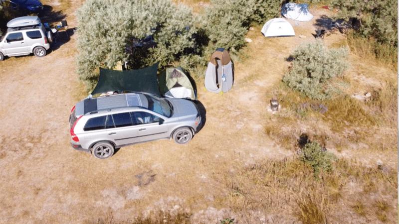 Отдых с палаткой - это круто. НО нужно правильно подготовиться, чтоб дикий отдых прошел великолепно.