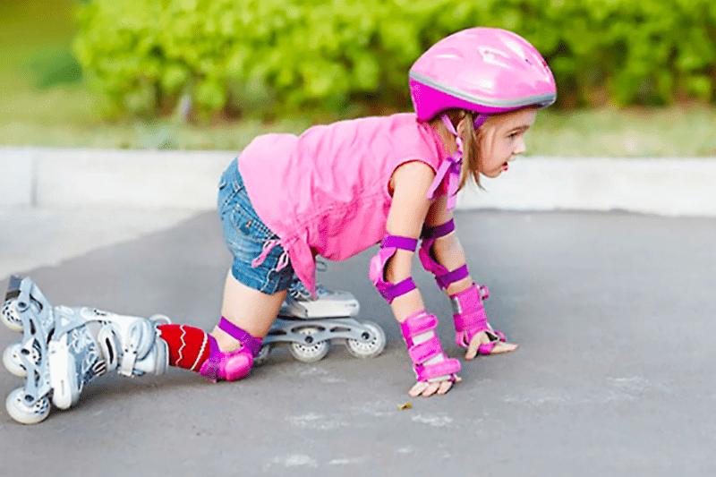 Как научиться кататься на роликах #роллер-спорт