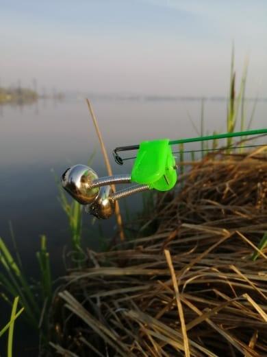 Перестал использовать колокольчики (бубенчики) для рыбалки, улов увеличился вдвое