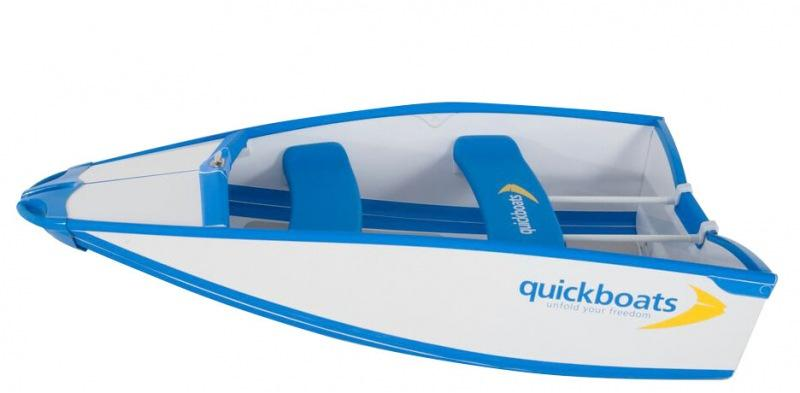 Как собрать корпусную лодку за 60 секунд?