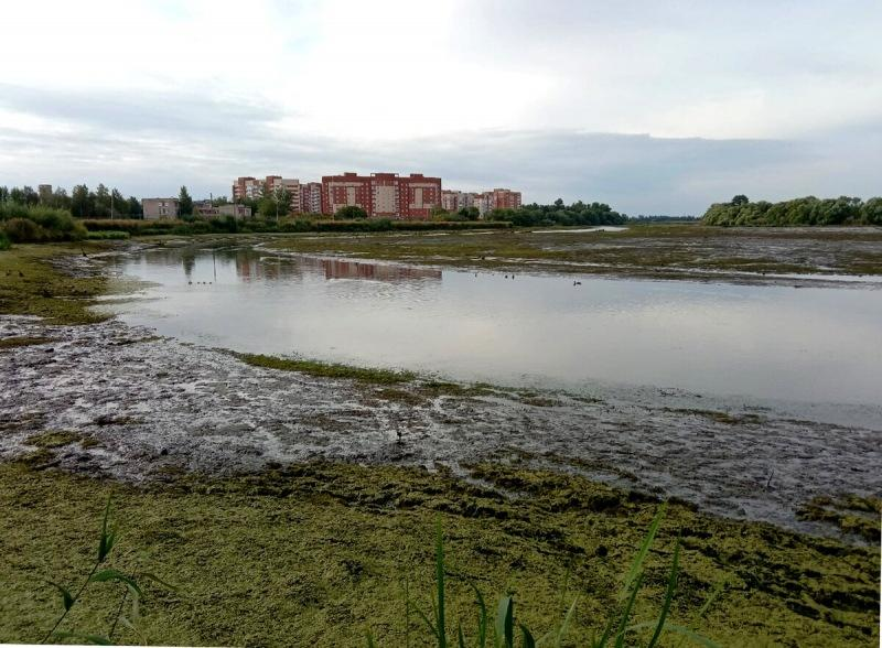 Многострадальная река. Теперь вода слита