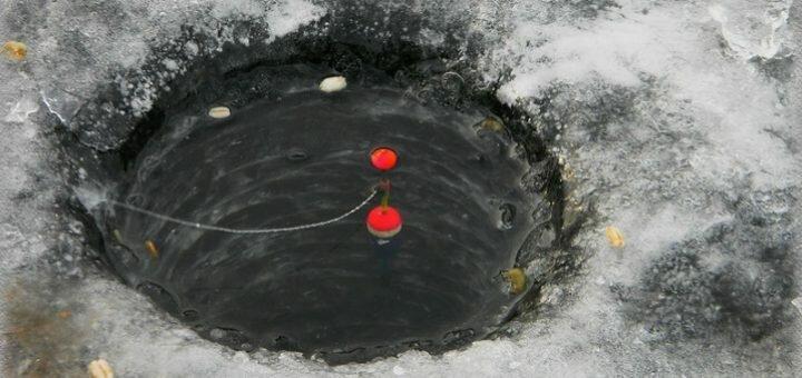 Новая рыбацкая хитрость. И Ваша лунка больше не замерзнет