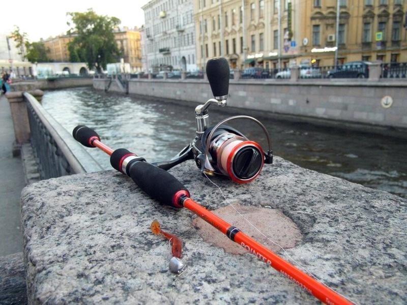 Особенности ультралайтового стритфишинга в Санкт-Петербурге. Инструкция по применению